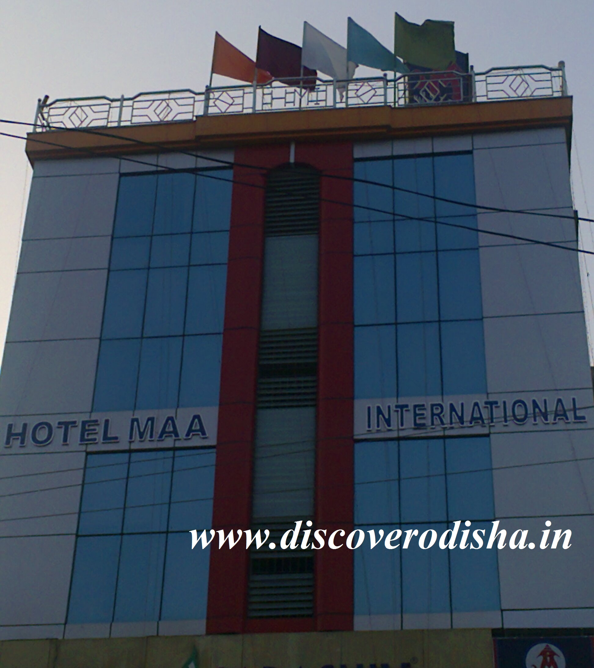 Hotel Maa International