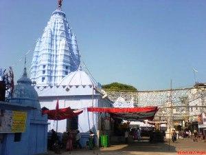 Maa Samaleswari temple