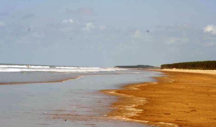 Chamukh Dagara Beach