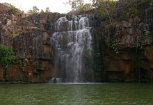 Badaghagra Water Fall