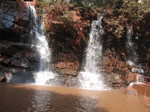 Mruga Mahadev Water Fall