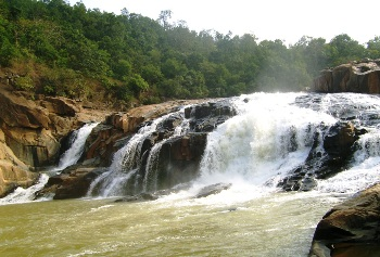 Putudi Water Fall