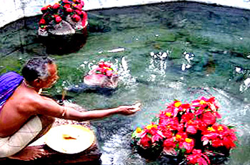 Deulajhari Hot Water Springs