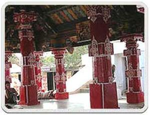 Simhanath Temple