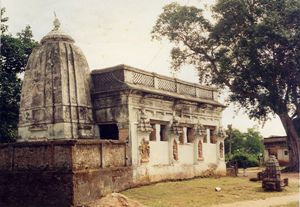 Khambeswari Temple